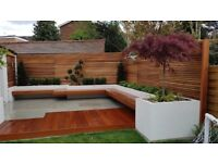 Experienced landscaper in west London needed