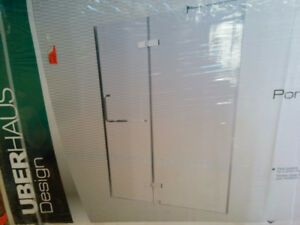 Brand New Shower Doors - Still In Box