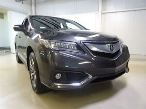 2016 Acura RDX Elite at * Elite * Navigation * Cuir * Toit *