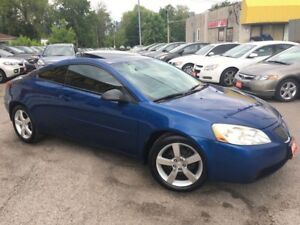 2006 Pontiac G6 GTP/ ALLOYS/ SUNROOF/ AUTO/ LEATHER