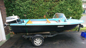 Boat, Motor(s), Trailer and Gear