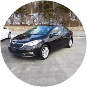 2014 KIA FORTE SEDAN...LOADED! BLUETOOTH, HTD FRONT SEATS & MORE