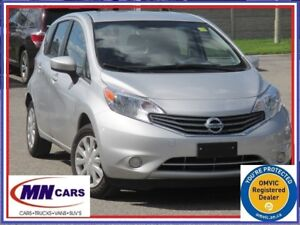 2015 Nissan Versa Note SV REARVIEW CAMERA // LOW KMs