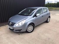 2009 (59) Vauxhall Corsa 1.0 i 12v Life 5dr 2 Previous Owners 12 Months MOT 1 Month Warranty May PX