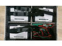 Megger complete electrical test kit