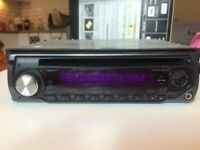 Kenwood KDC-241 Car Radio/CD Player/AUX