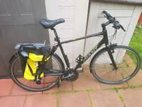 Giant Escape 2 Bike L Cycle Mens Gents Hybrid Road