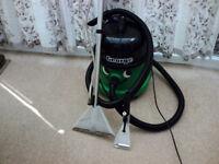 Numatic Spray Extractor Carpet Machine