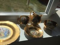 6 place tea service - collect from Egham