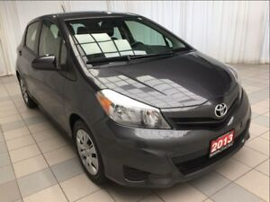 2013 Toyota Yaris Convenience Package *JUST 27,840 KM !*