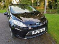 **NOW RESERVED** FORD FIESTA 1.2 STYLE (82) - 3 DOOR - EXCELLENT CONDITION - LOW MILES