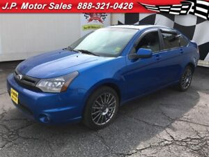 2011 Ford Focus SES, Automatic, Sunroof