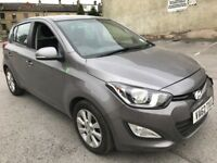 2013 62 HYUNDAI I20 ACTIVE 1.2 PETROL 5 DOOR HATCHBACK IN STUNNING GREY