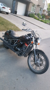 For trade! 2009 Vulcan 900 custom special edition