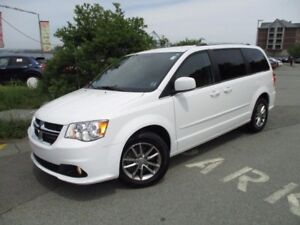 2015 Dodge GRAND CARAVAN SXT Premium Plus (ALLOYS, FOGS, LEATHER