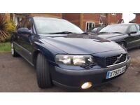Volvo S60 T5 250bhp , Long Mot, Quick, Reliable and Safe car