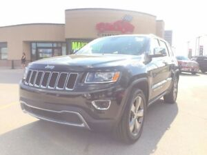 "2016 Jeep Grand Cherokee Limited 8.4 RADIO NAVI POWER ROOF 20"" W"