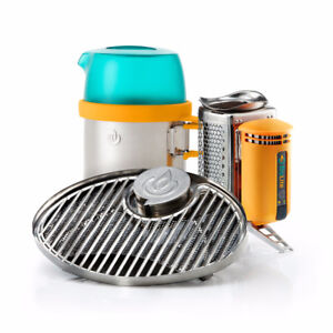 Biolite Stove, Grill, and Kettle