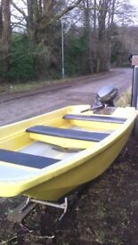dellquay dory 13 ft