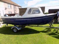 boat orkeny 440