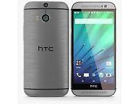 HTC One M8 Smart Phone - Grey