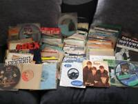 LPs &singles vynals