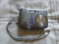 NIKON COOLPIX L2 compact digital camera