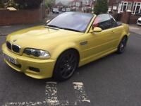 BMW M3 3.2 CONVERTIBLE 2004 MAY PX... CHEAP