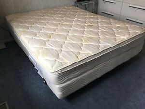 Mattress Box Spring and Frame