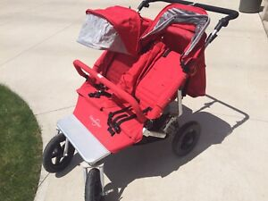 EasyWalker double stroller