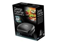 George Foreman Grill Family portion grill like NEW