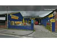 Mot station for sale