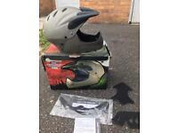 Childs bmx or mountain bike helmet