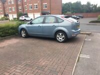 Ford Focus 58plate