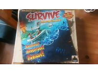 Survive Escape From Atlantis PLUS GIANT SQUID EXPANSION board game