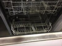 intergrated dish washer