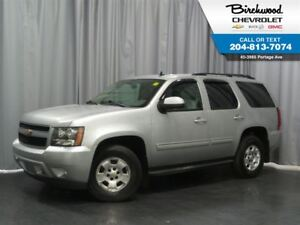 2012 Chevrolet Tahoe LT 4X4   LEATHER   SUNROOF   DVD