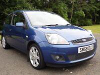 2009 (58) Ford Fiesta 1.4 Zetec Blue Edition