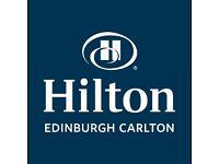 Receptionist Hilton