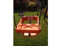 TP toddler/baby swing seat