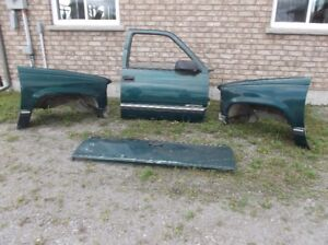 1996 chev truck body parts