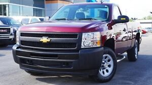 2013 CHEVROLET SILVERADO 1500 4WD REGULAR CAB