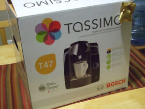 tassimo T47 machine cafe