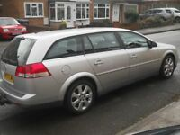 AUTO, large touring estate VECTRA, not passat, Tow bar, heated leather