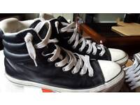 Leather converse chuck taylor all star uk 12