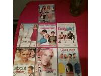 7 dvds chick flicks