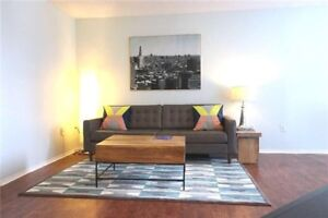 1 Bed Plus Den Condo Apt @ King St W - Beautifully Renovated!!