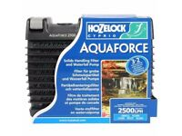 Hozelock Aquaforce Cyprio 2500 LPH Garden Pond Pump