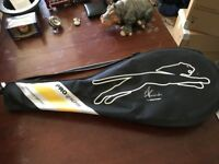 Slazenger Tennis Racket and Badminton Racket