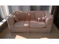 A lovely comfy sofa